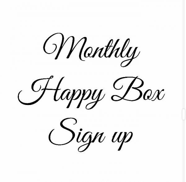 Monthly Happy Box